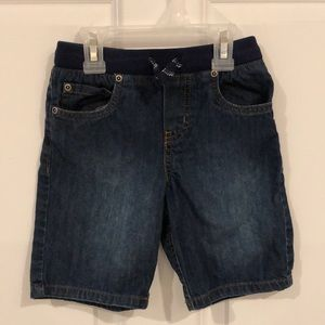 Carter's Boy Pull On Jean Shorts Size 4/5